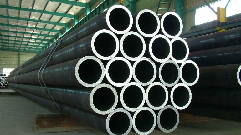 Alloy Steel Gr.1 1/4CR Welded Pipes