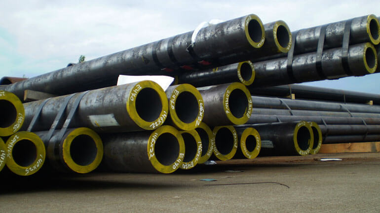 Alloy Steel Gr.2 1/4CR Welded Pipes