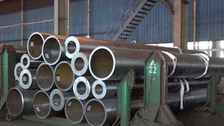 CrMo Gr.2 1/4CR Welded Pipes