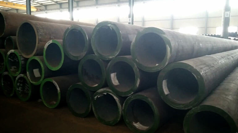 Alloy Steel Gr.5CR Welded Pipes