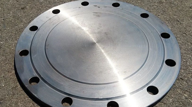 Alloy Steel F22 Blind Flanges
