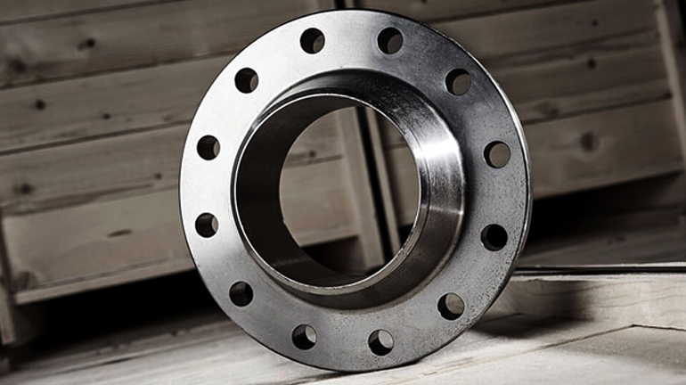 Alloy  F5 Weld Neck Flanges