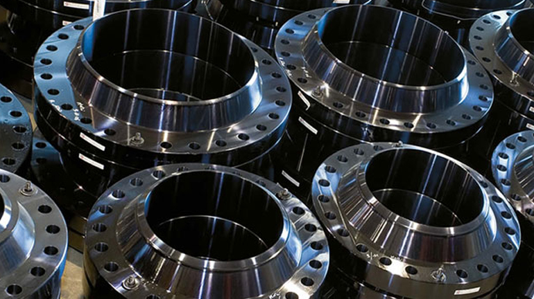 ASTM A182 Alloy  F5 Weld Neck Flanges