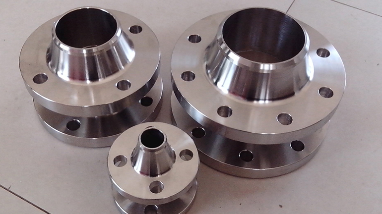 Stainless Steel F904L Weld Neck Flanges