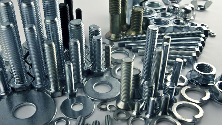 ASTM A193/A194 Stainless Steel 347 / 347H Fasteners