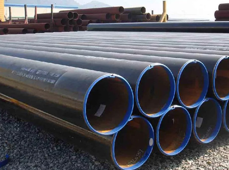 ASTM A672 Carbon Steel EFW Pipe