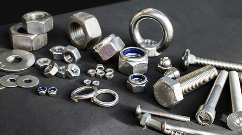 SS 321 / 321H Fasteners