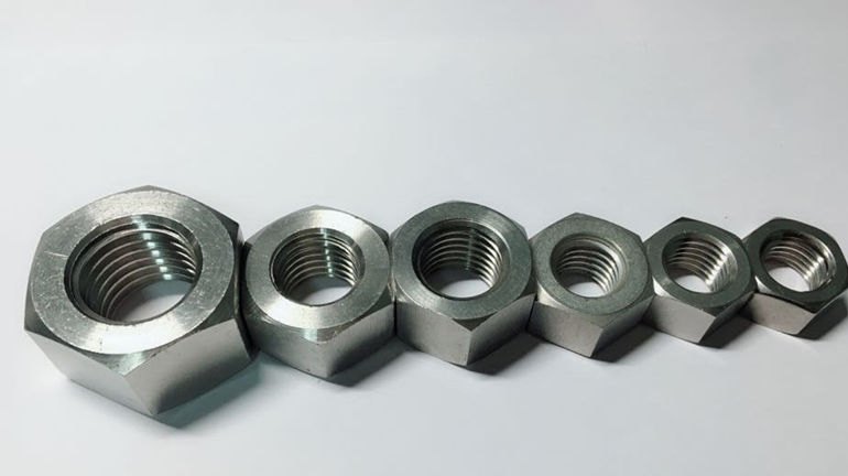 ASTM F2281 Inconel 600 Nuts