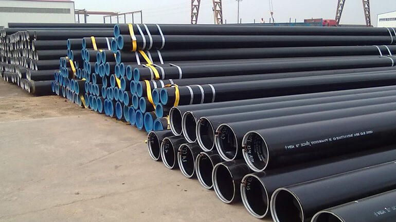ASTM A671 Carbon Steel GR.B55 CL.12 / 22 / 32 EFW Pipes