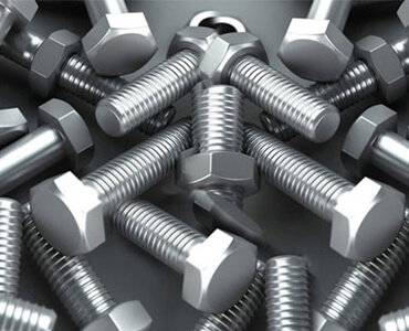 Stainless Steel 347 / 347H Bolts
