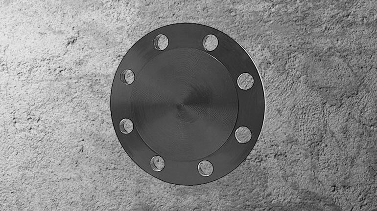 ASTM A182 Alloy Steel F5 Blind Flanges