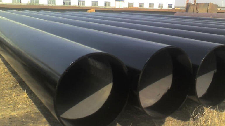 ASTM A672 CS GR. C70 CL.12 / 22 / 32 EFW Pipes