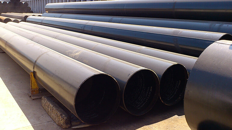 ASTM A671 Carbon Steel EFW Pipes