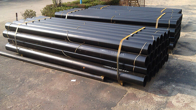 ASME SA 333 Grade 6 Low Temperature Steel Seamless Pipes