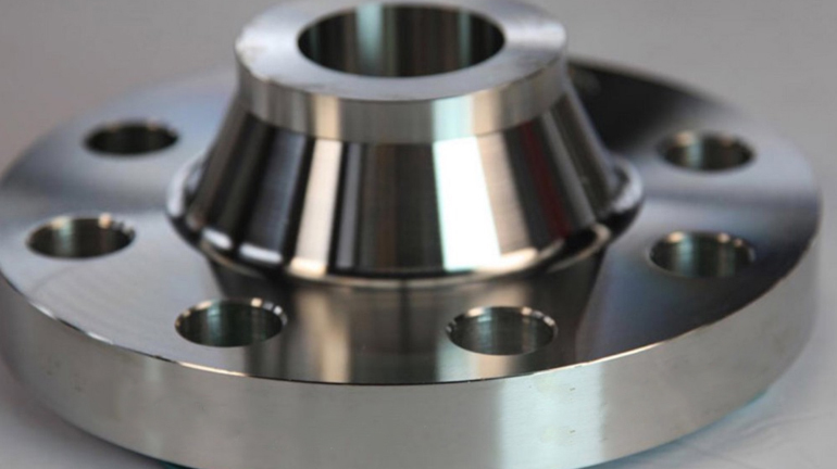 Duplex Steel S31803 Weld Neck Flanges