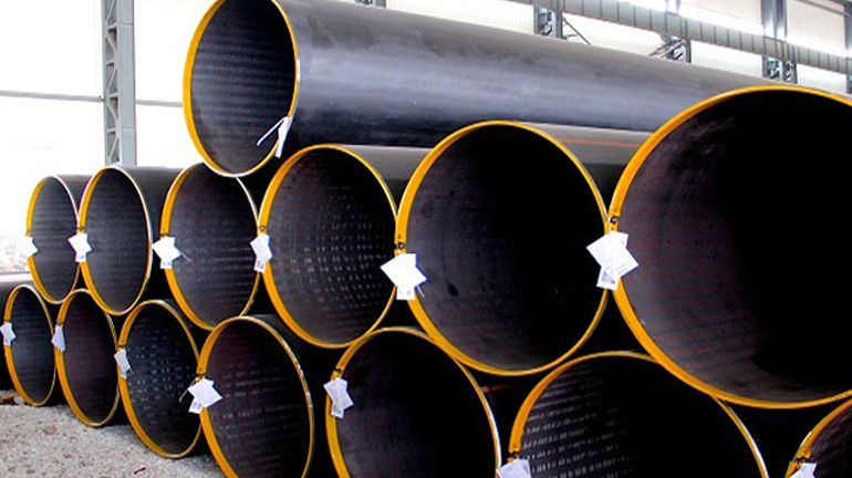 ASTM A672 Carbon Steel EFW Pipes