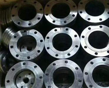 Stainless Steel F317L Flat Face Slip On Flanges