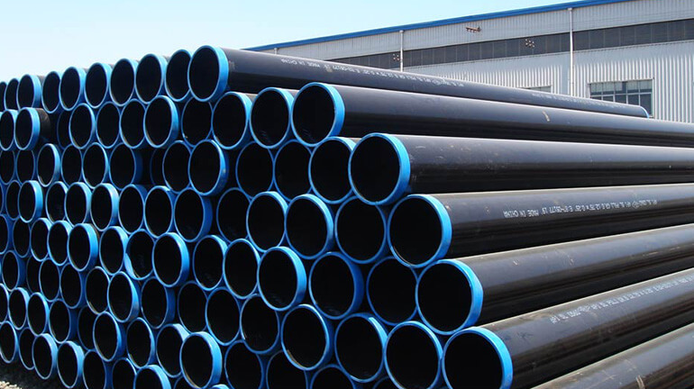 ASME SA 333 Grade 3 Low Temperature Steel Seamless Pipes