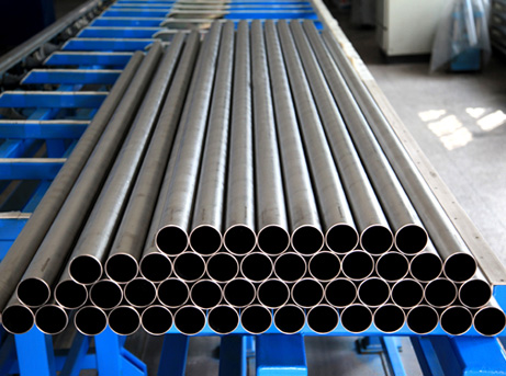 High Nickel Alloy Steel Seamless Pipe