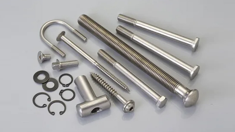 ASTM B425 Incoloy 825 Fasteners
