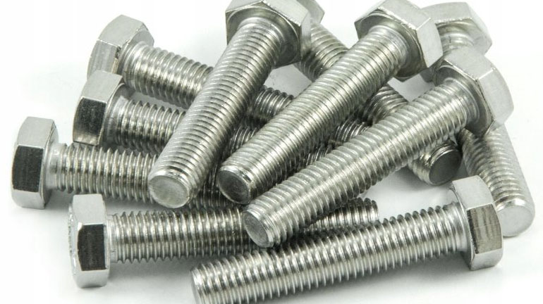 Inconel 625 Hex Bolts