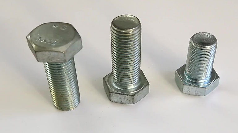 Monel 400 Hex Bolts