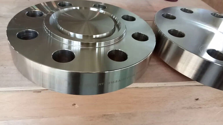 Super Duplex Steel S32750 & S32760 Blind Flanges