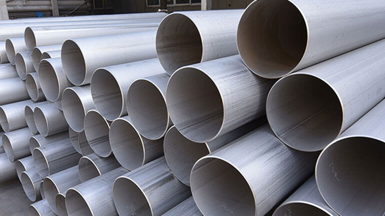 Stainless Steel TP321 / 321H EFW Pipes