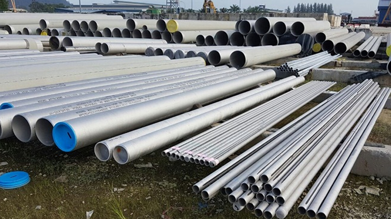 Stainless Steel TP347H Seamless Pipes