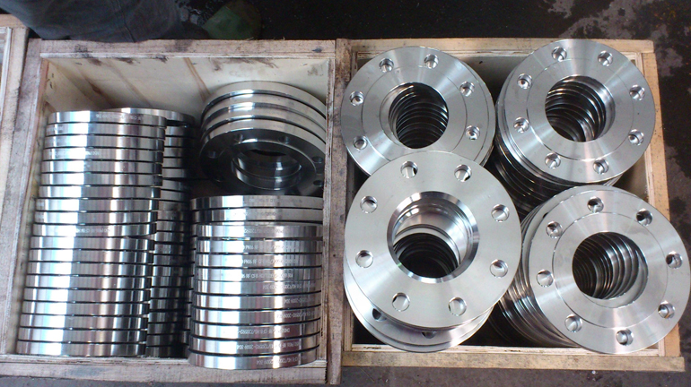 ASTM A182 Stainless Steel F317L Slip On Flanges