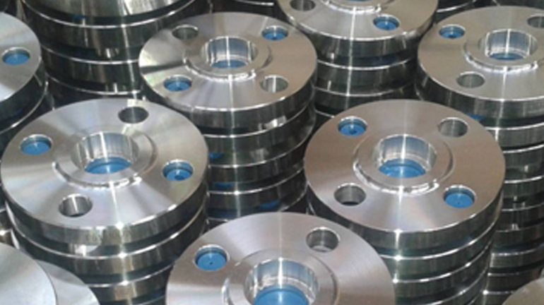SS F317L Slip On Flanges