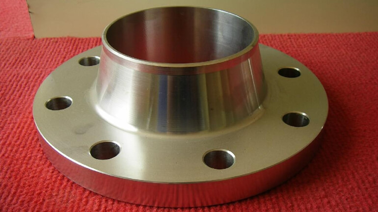 SS F304 Weld Neck Flanges