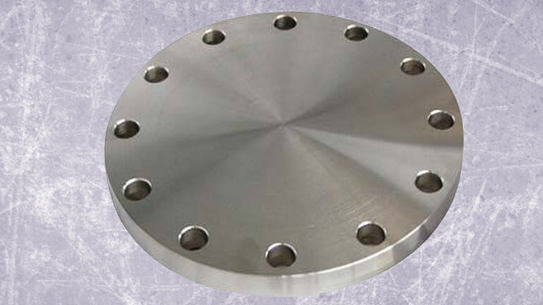 Stainless Steel F316 Blind Flanges