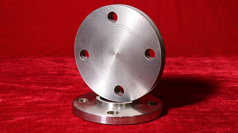 Stainless Steel F317L Blind Flanges