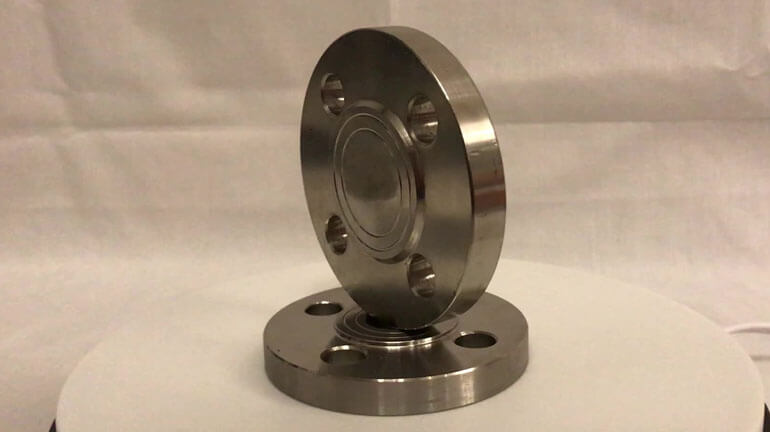 Stainless Steel F904L Blind Flanges