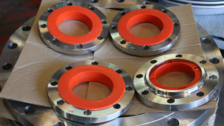 Stainless Steel F304L Slip On Flanges