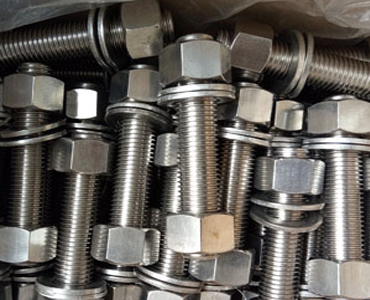 Stainless Steel 347 / 347H Stud Bolts