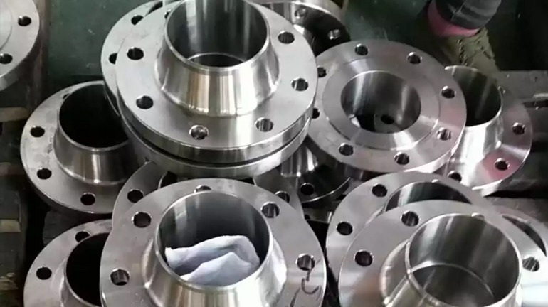 ASTM A182 Stainless Steel F904L Weld Neck Flanges