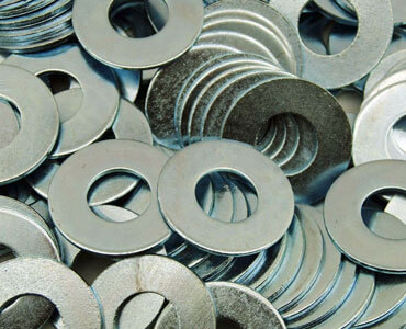 Stainless Steel 347 / 347H Washers