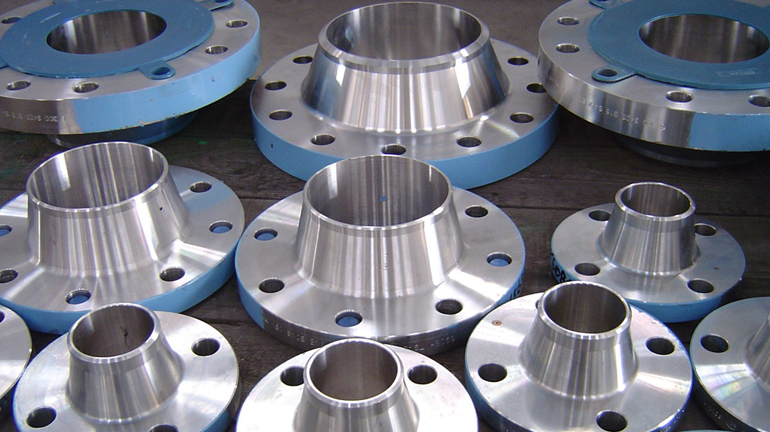 ASTM A182 Stainless Steel F347 Weld Neck Flanges