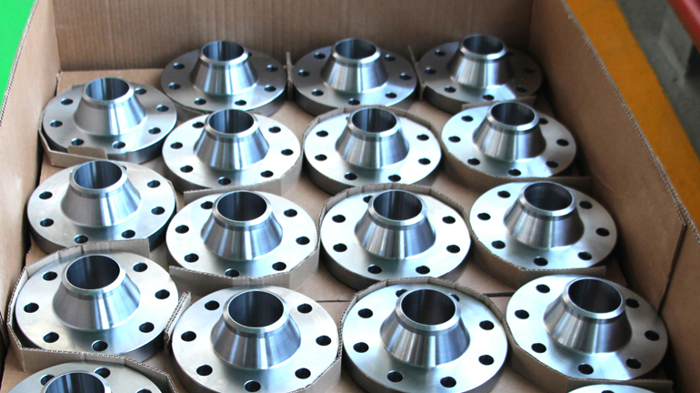SS F347 Weld Neck Flanges